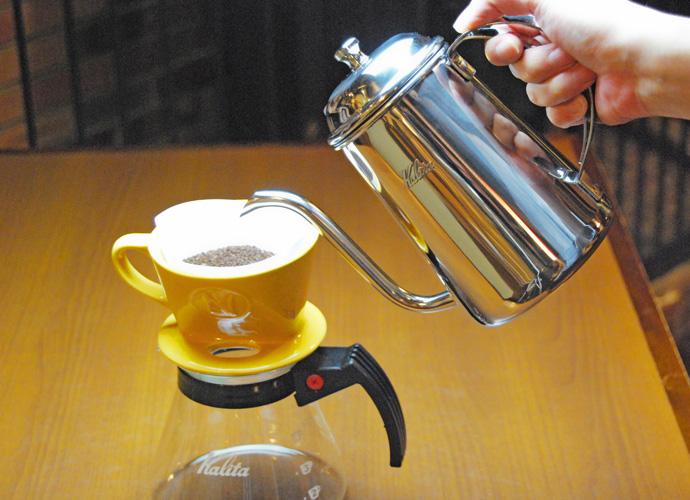 コーヒードリップポット